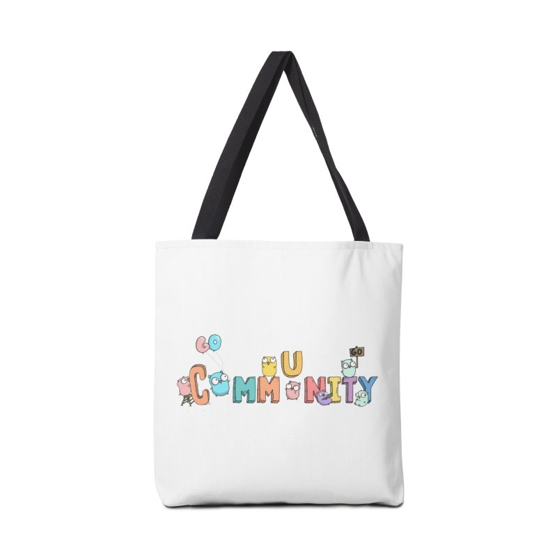 Go Community Accessories Bag by Women Who Go