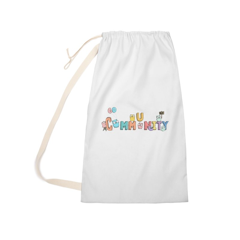 Go Community Accessories Laundry Bag Bag by Women Who Go