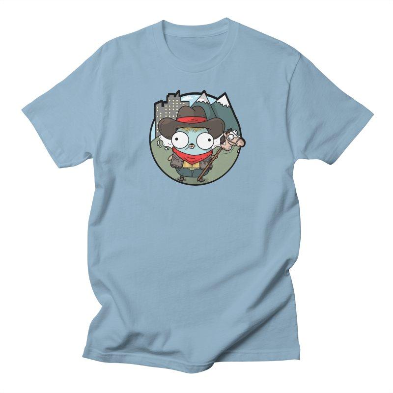 Cowboy Gopher Women's Regular Unisex T-Shirt by Women Who Go