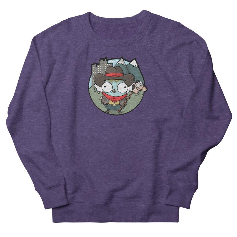 Cowboy Gopher Women's French Terry Sweatshirt by Women Who Go