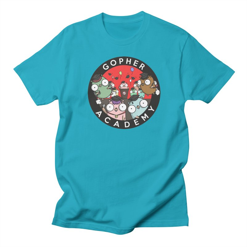 Gopher Academy Men's T-Shirt by Women Who Go