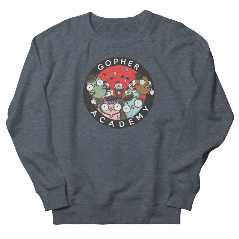 Gopher Academy Men's Sweatshirt by Women Who Go