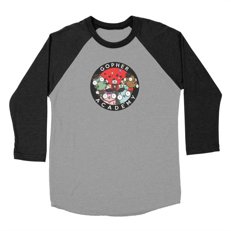 Gopher Academy Women's Longsleeve T-Shirt by Women Who Go