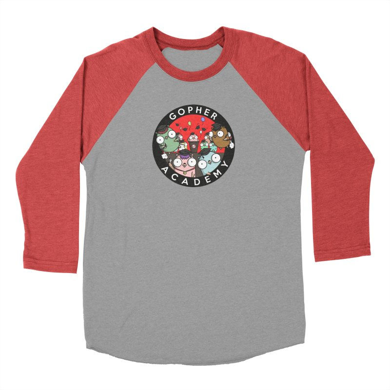 Gopher Academy Men's Longsleeve T-Shirt by Women Who Go