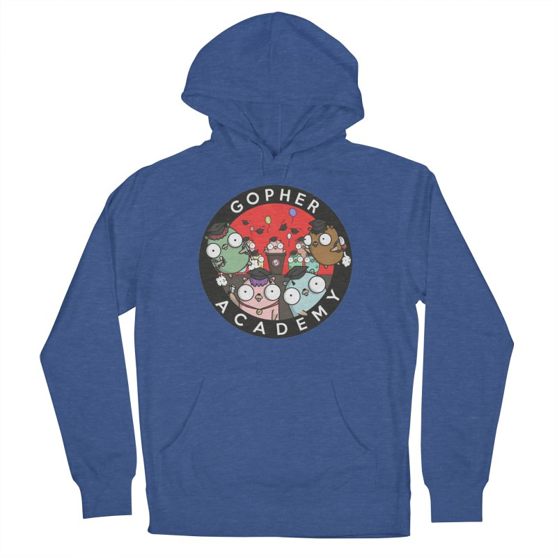 Gopher Academy Women's French Terry Pullover Hoody by Women Who Go