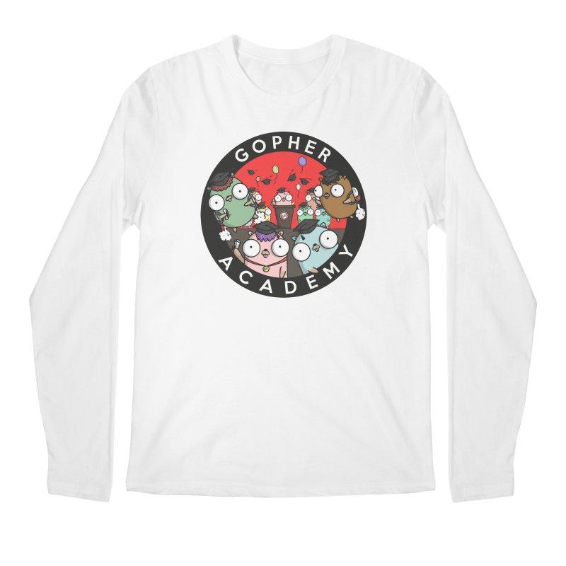 Gopher Academy Men's Regular Longsleeve T-Shirt by Women Who Go