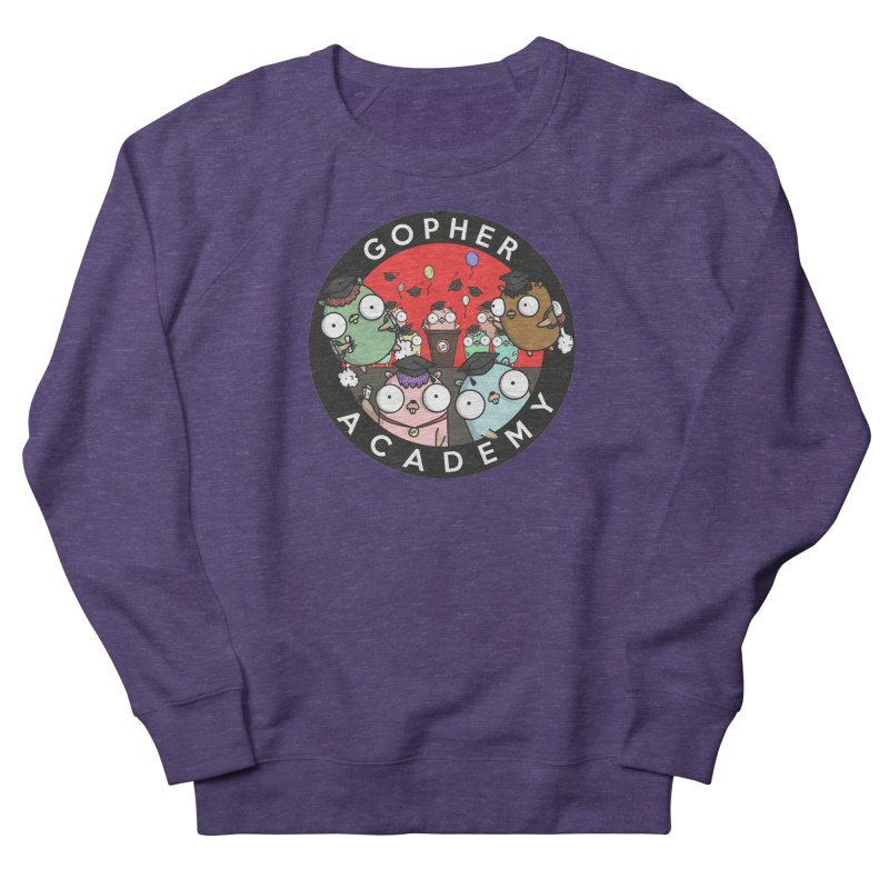 Gopher Academy Women's French Terry Sweatshirt by Women Who Go