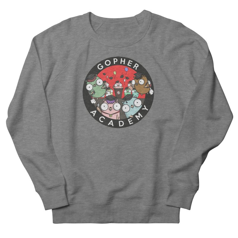 Gopher Academy Men's French Terry Sweatshirt by Women Who Go