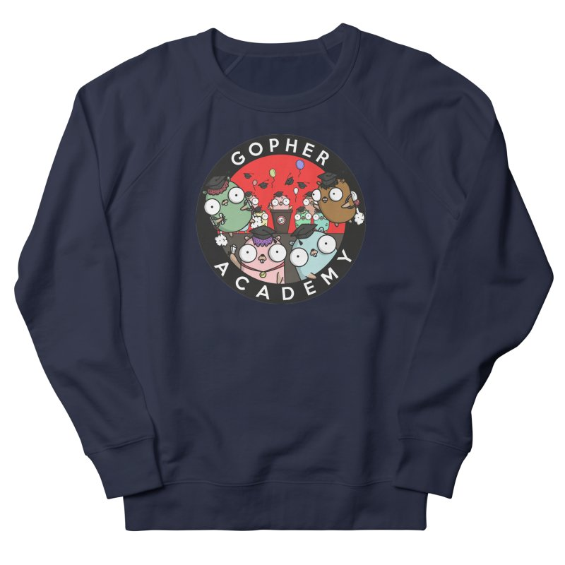 Gopher Academy Men's Sweatshirt by Women Who Go
