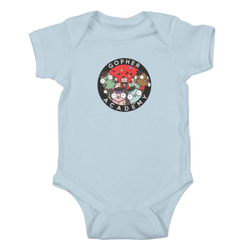 Gopher Academy Kids Baby Bodysuit by Women Who Go