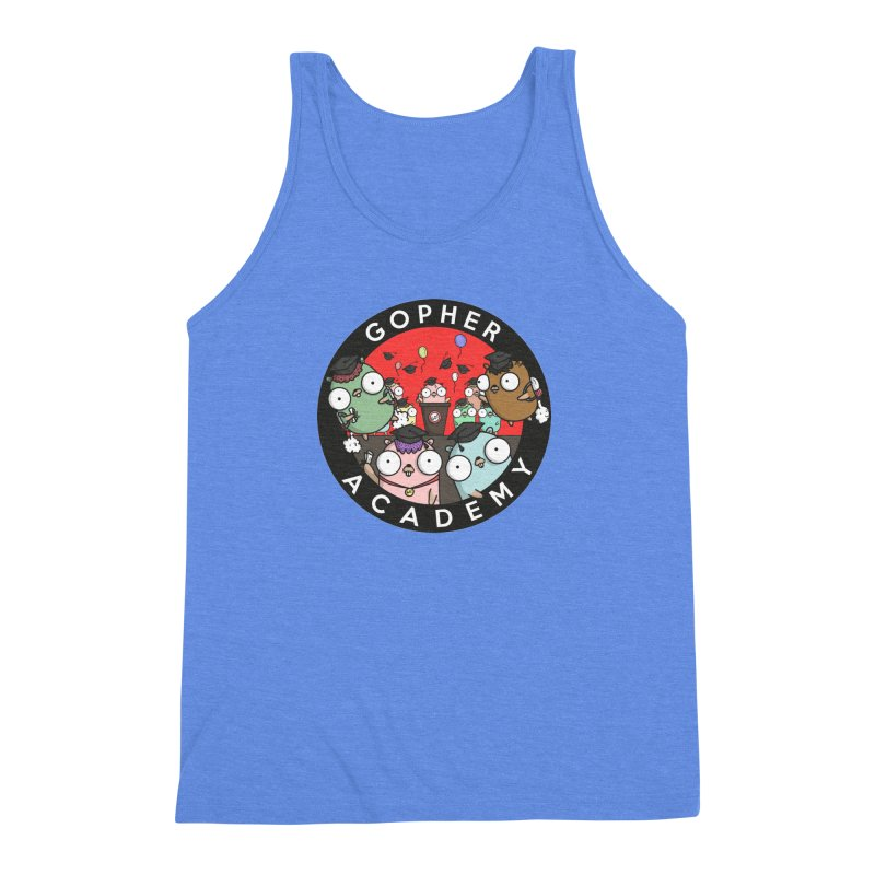 Gopher Academy Men's Tank by Women Who Go