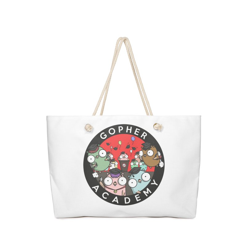Gopher Academy Accessories Bag by Women Who Go