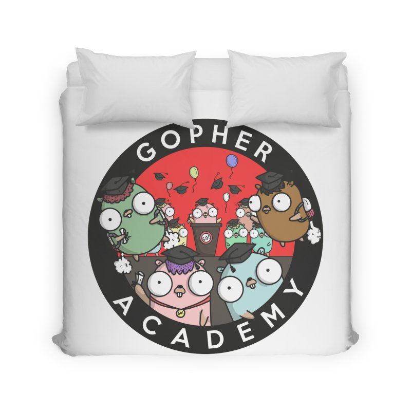 Gopher Academy Home Duvet by Women Who Go