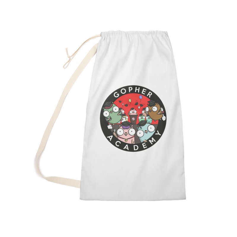 Gopher Academy Accessories Laundry Bag Bag by Women Who Go