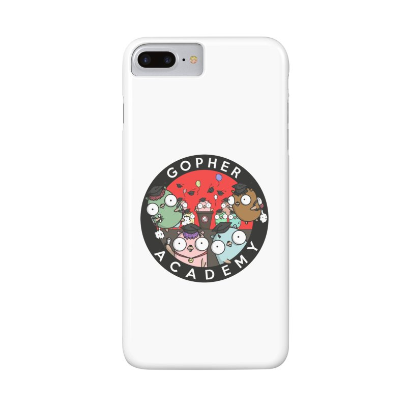Gopher Academy Accessories Phone Case by Women Who Go