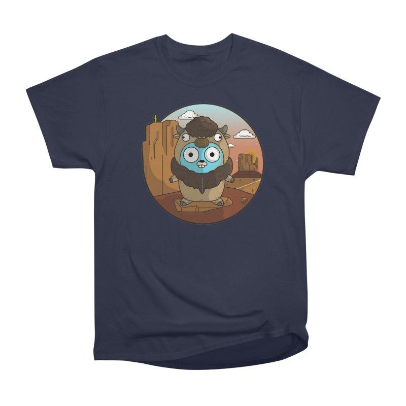 Original GoBuffalo Women's T-Shirt by Women Who Go