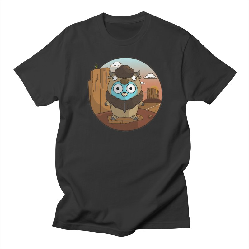 Original GoBuffalo Men's T-Shirt by Women Who Go