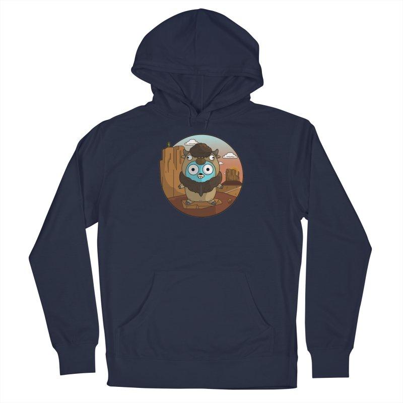 Original GoBuffalo Men's Pullover Hoody by Women Who Go