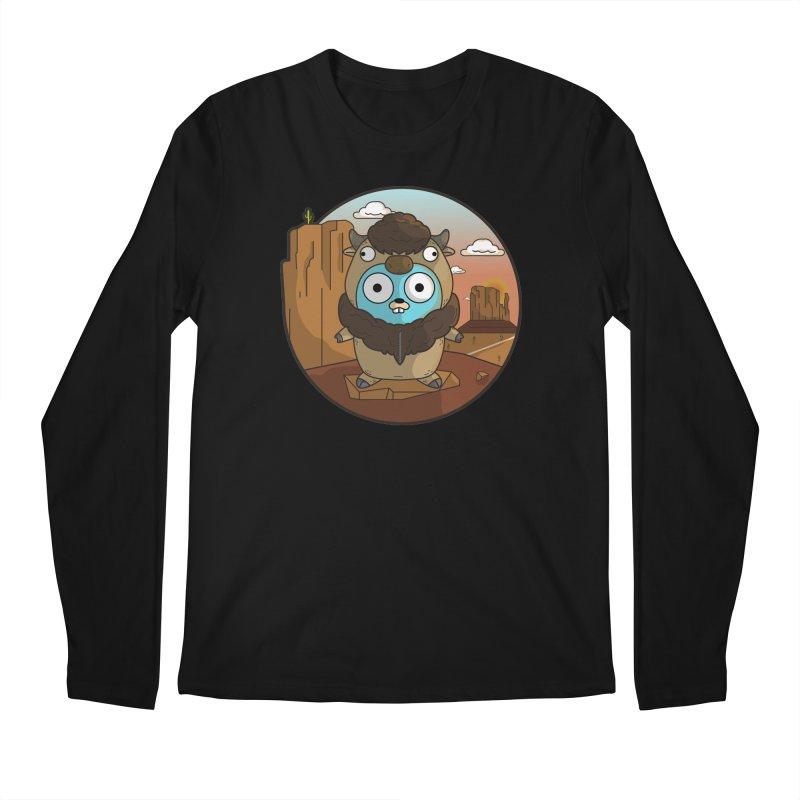 Original GoBuffalo Men's Longsleeve T-Shirt by Women Who Go
