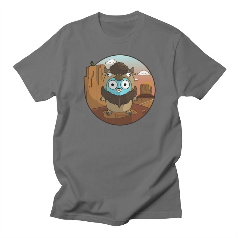 Original GoBuffalo Men's Regular T-Shirt by Women Who Go