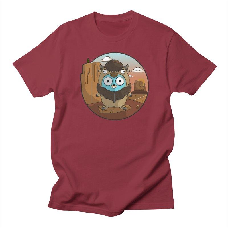 Original GoBuffalo Women's Regular Unisex T-Shirt by Women Who Go