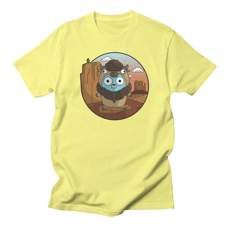 Original GoBuffalo Men's T-Shirt by Women Who Go