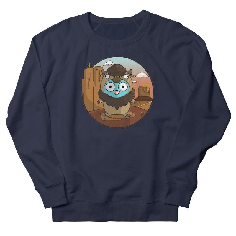 Original GoBuffalo Men's Sweatshirt by Women Who Go