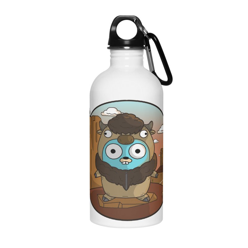 Original GoBuffalo Accessories Water Bottle by Women Who Go