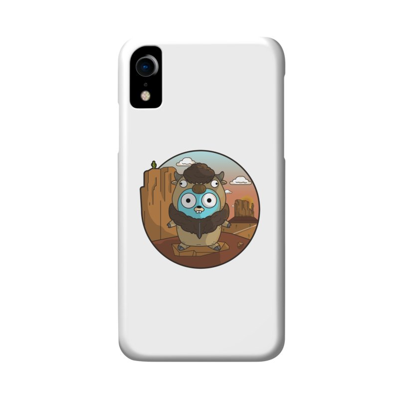 Original GoBuffalo Accessories Phone Case by Women Who Go