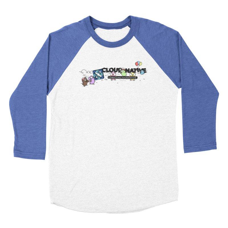 CNCF Gophers Women's Longsleeve T-Shirt by Women Who Go
