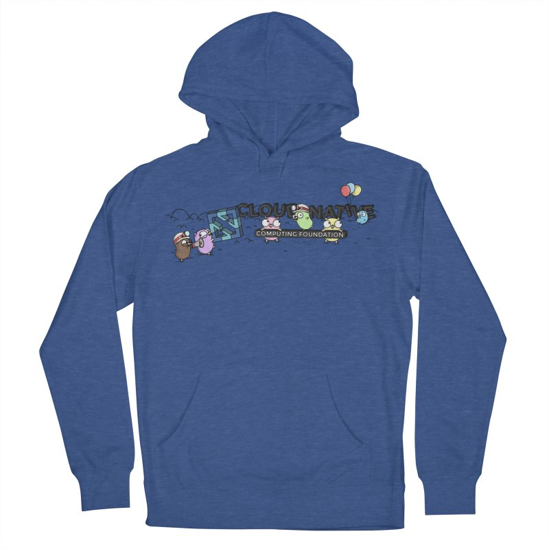 CNCF Gophers Women's French Terry Pullover Hoody by Women Who Go