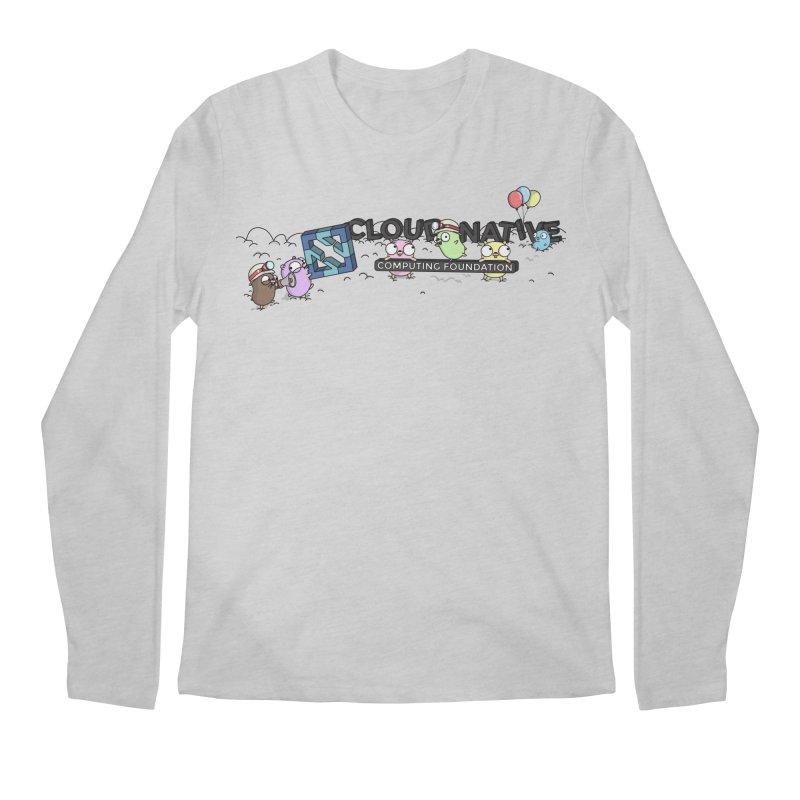 CNCF Gophers Men's Longsleeve T-Shirt by Women Who Go