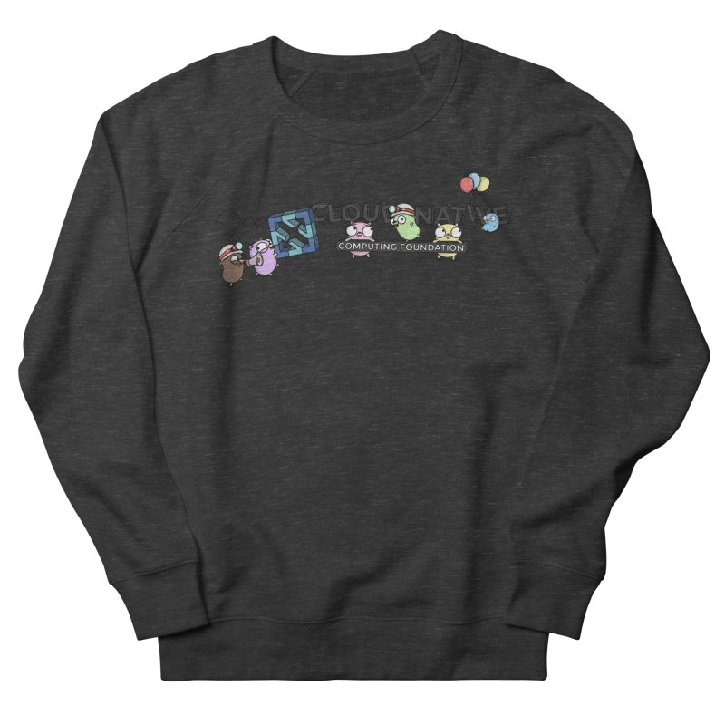 CNCF Gophers Women's French Terry Sweatshirt by Women Who Go