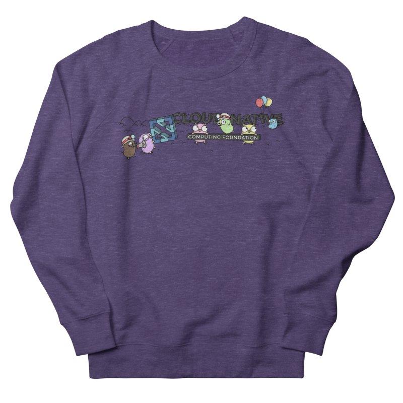 CNCF Gophers Men's Sweatshirt by Women Who Go