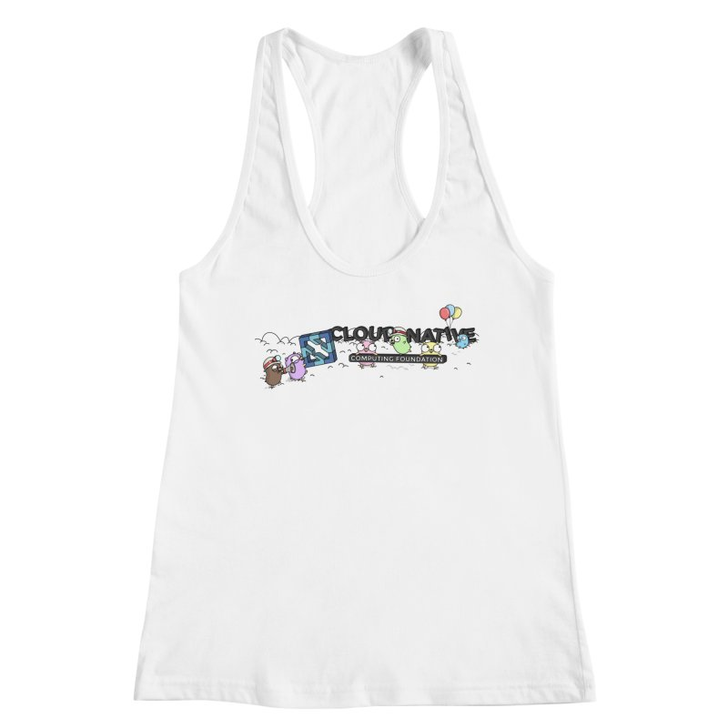 CNCF Gophers Women's Tank by Women Who Go