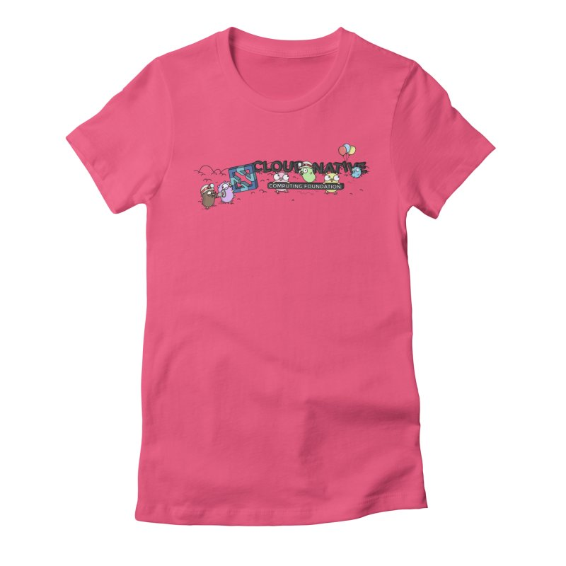 CNCF Gophers Women's T-Shirt by Women Who Go