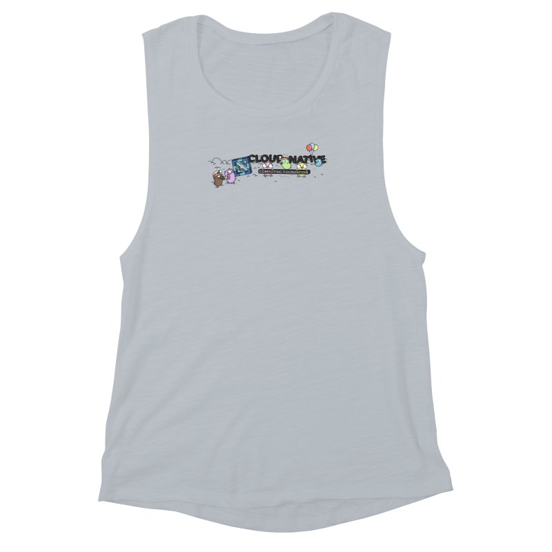 CNCF Gophers Women's Muscle Tank by Women Who Go