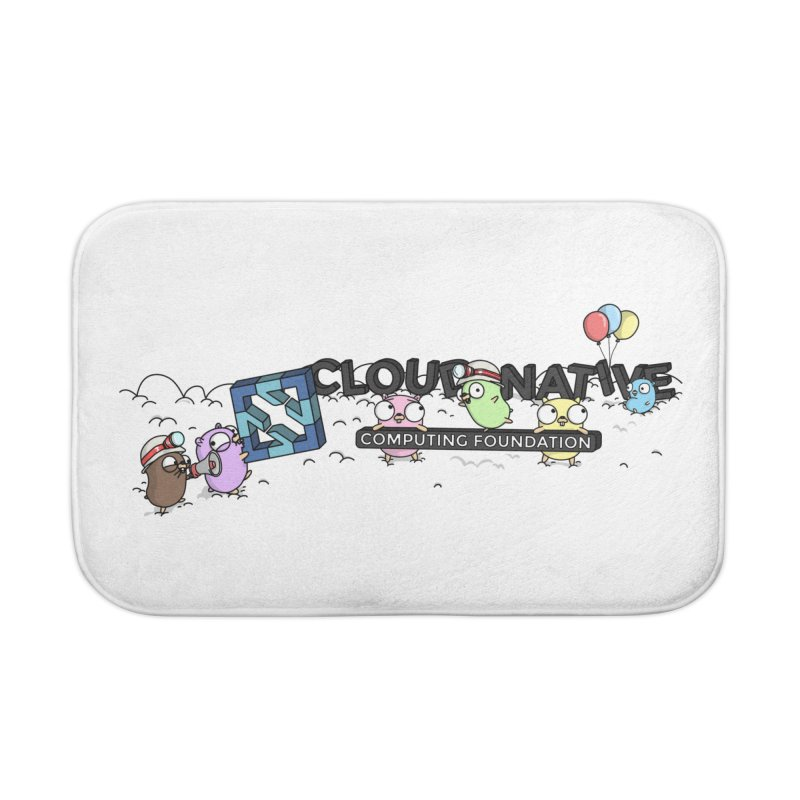 CNCF Gophers Home Bath Mat by Women Who Go