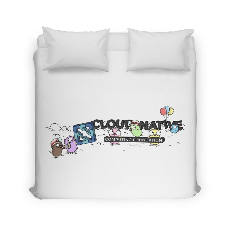 CNCF Gophers Home Duvet by Women Who Go