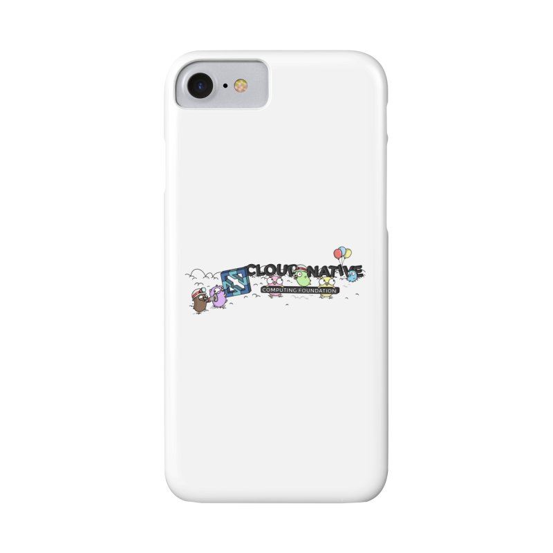 CNCF Gophers Accessories Phone Case by Women Who Go