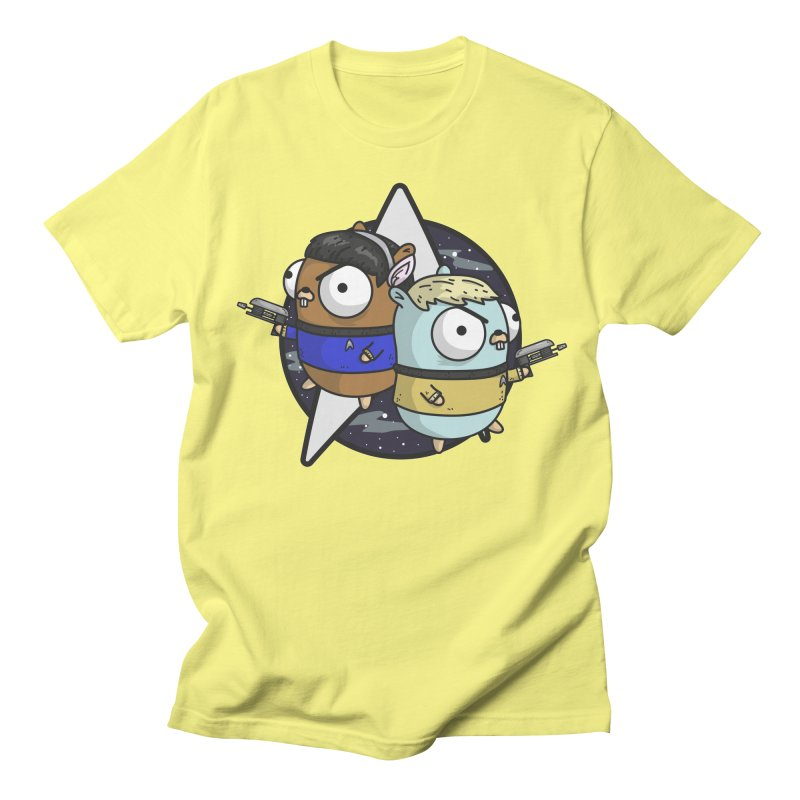 Star Gophers Women's Regular Unisex T-Shirt by Women Who Go