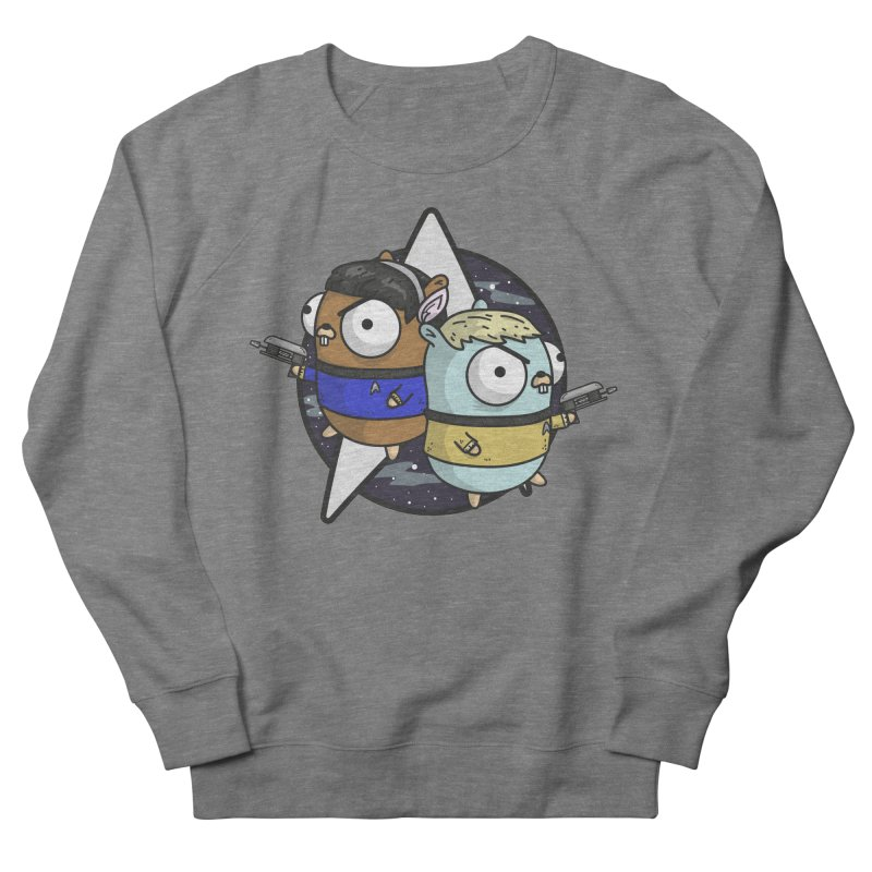 Star Gophers Women's Sweatshirt by Women Who Go