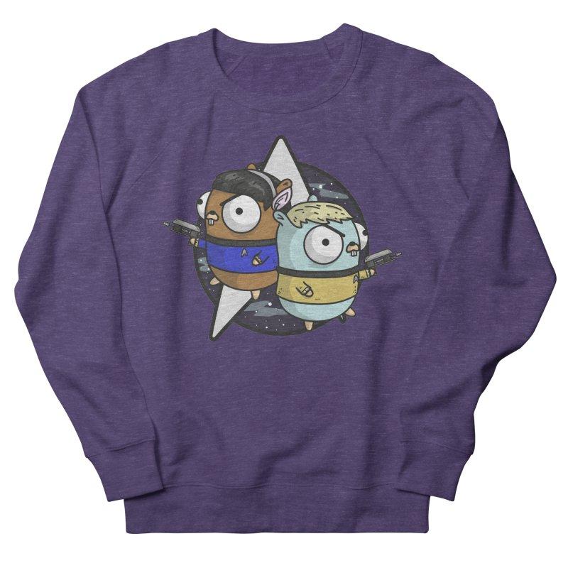 Star Gophers Men's Sweatshirt by Women Who Go