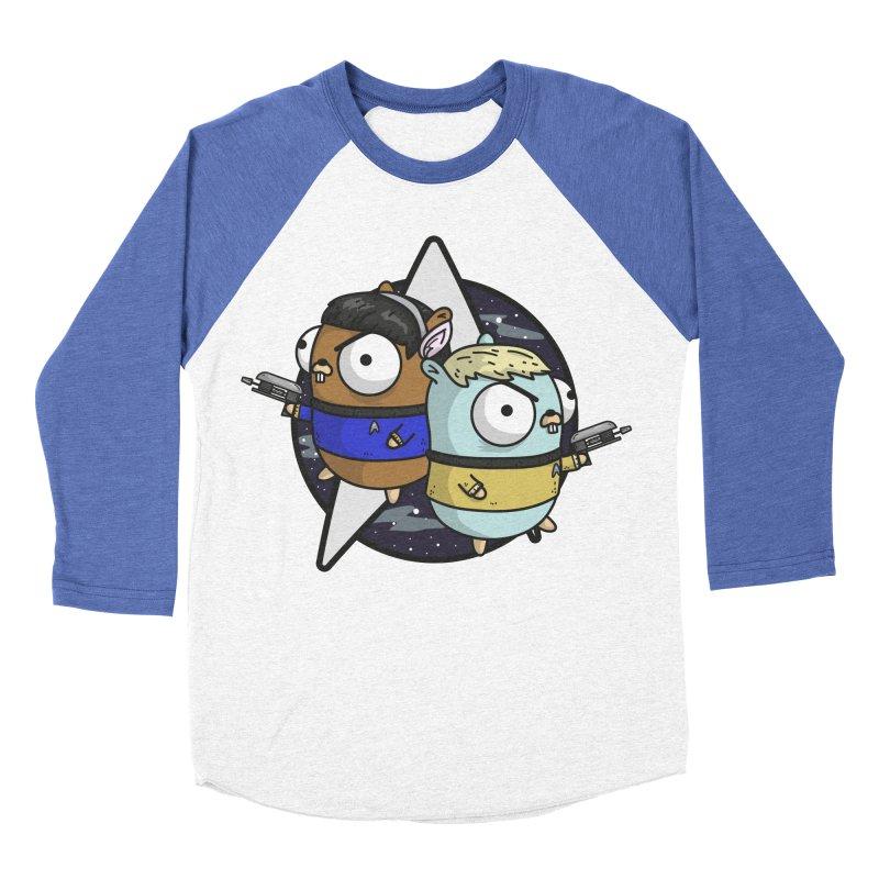 Star Gophers Women's Longsleeve T-Shirt by Women Who Go