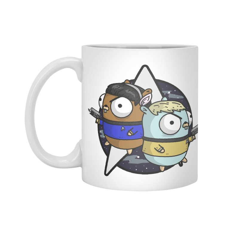 Star Gophers Accessories Mug by Women Who Go
