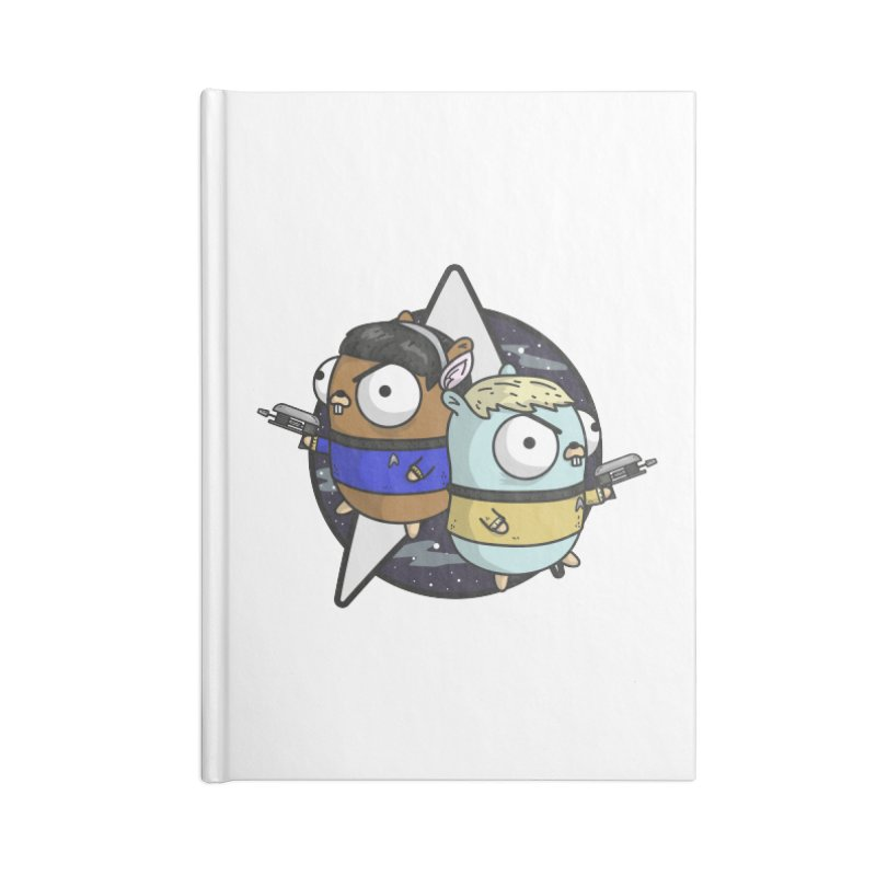 Star Gophers Accessories Lined Journal Notebook by Women Who Go