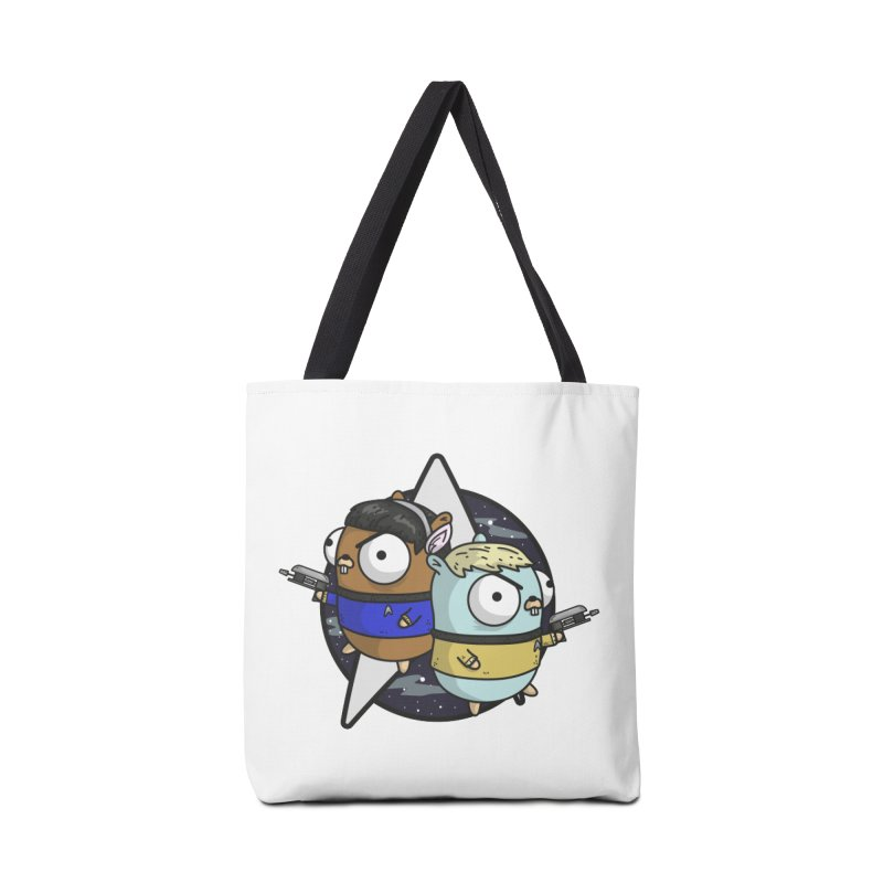 Star Gophers Accessories Tote Bag Bag by Women Who Go