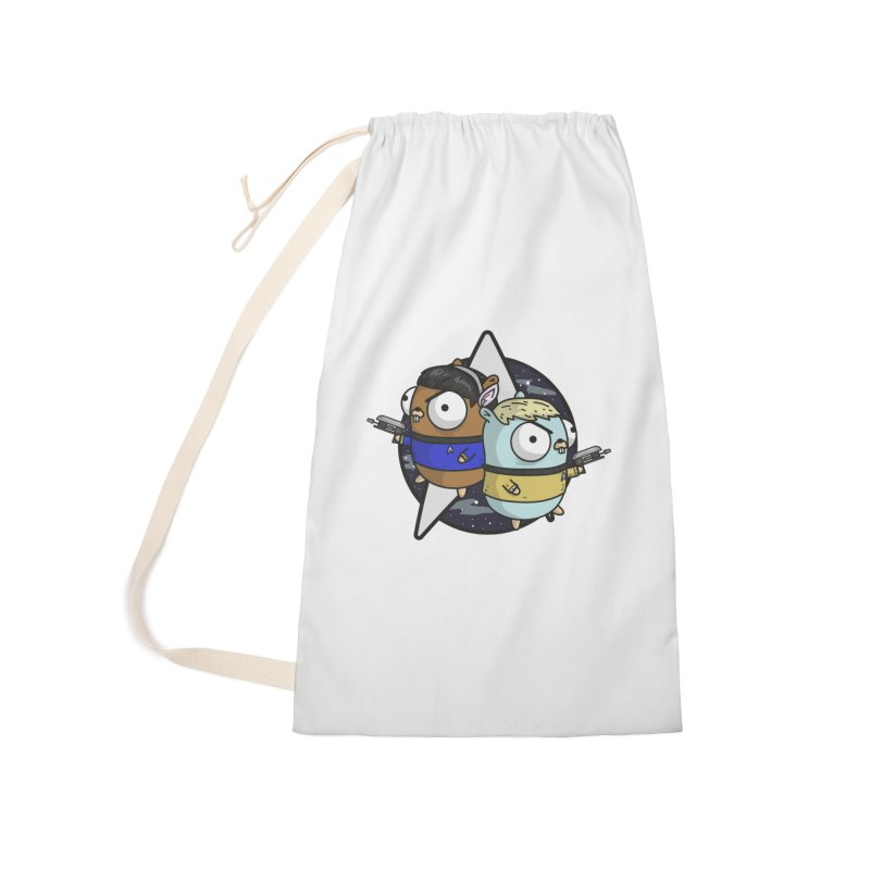 Star Gophers Accessories Laundry Bag Bag by Women Who Go