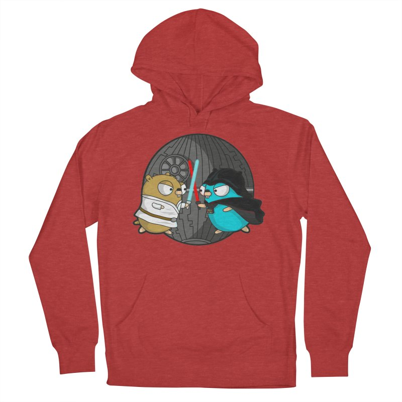 Gopher Wars Men's Pullover Hoody by Women Who Go