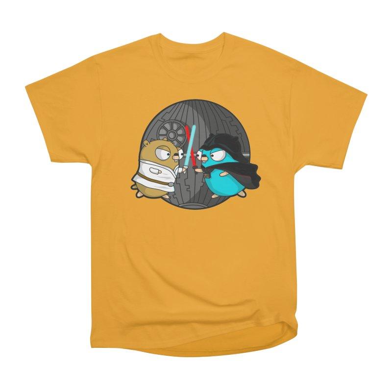 Gopher Wars Men's T-Shirt by Women Who Go